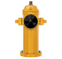 Clow Fire Hydrant
