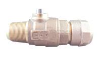 main stop ball valve